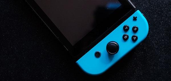 A Nintendo Switch - Photo by Ehimetalor Akhere Unuabona on Unsplash